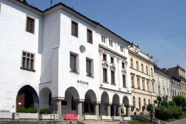 Spišské múzeum v Levoči.