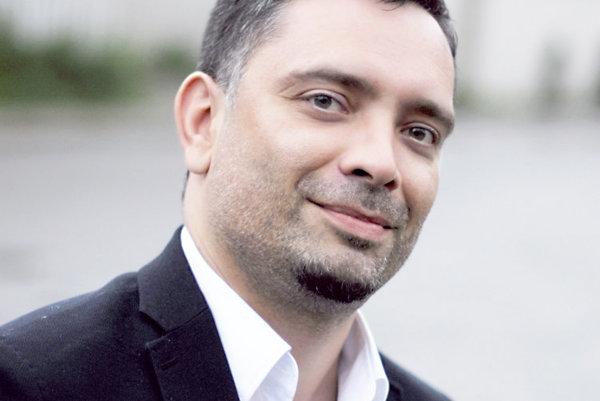 Peter Mašláni, riaditeľ prevádzky v Považskej Bystrici.