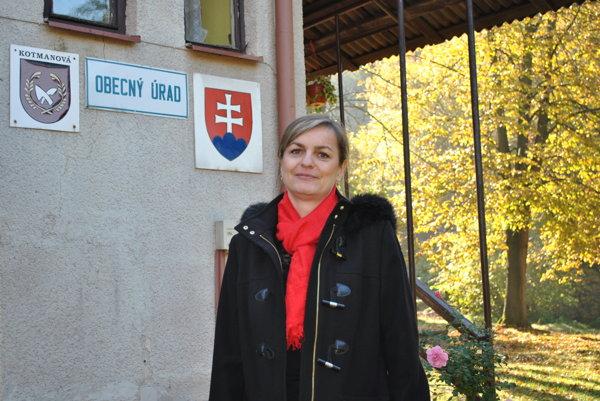 Starostka Mária Oravcová má v pláne vybudovať vodovod.