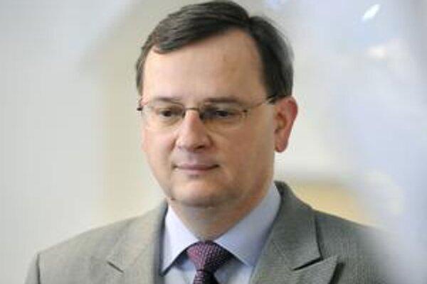 Kandidát na českého premiéra Petr Nečas.