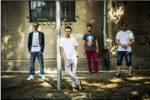 Na novom albume Modré hory pracoval Rolan Kánik, Bene, Lyrik a Peko.