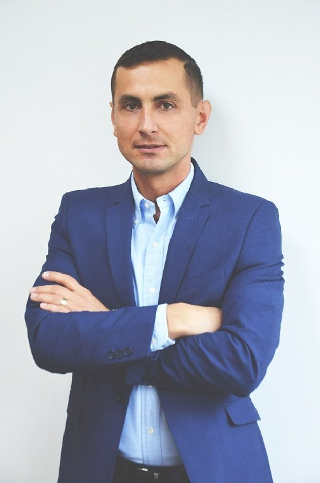 Michal Britvík, generálny riaditeľ Ryba Žilina.