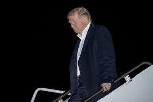 Trumpova cesta bola najdlhšou, akú prezident USA absolvoval za posledné desaťročia.