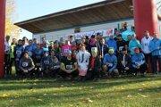 Na štart 3. ročníka sa postavilo takmer 70 bežcov.