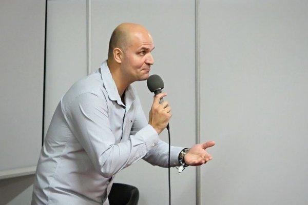Pavel Hirax Baričák.