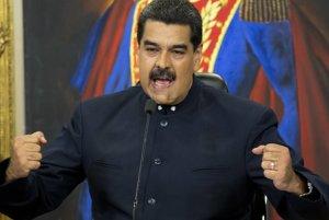 Prezident Venezuely Nicolás Maduro.