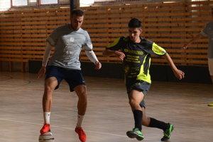 Ilustračné foto - Balex Trade Futsal liga.