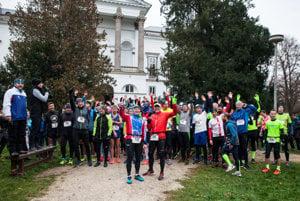 Bežci si užili voľný piatok v Topoľčiankach.