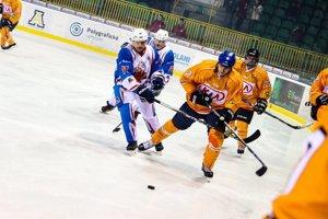 Hokejový zápas bol nielen o zábave, ale i o pomoci druhým.