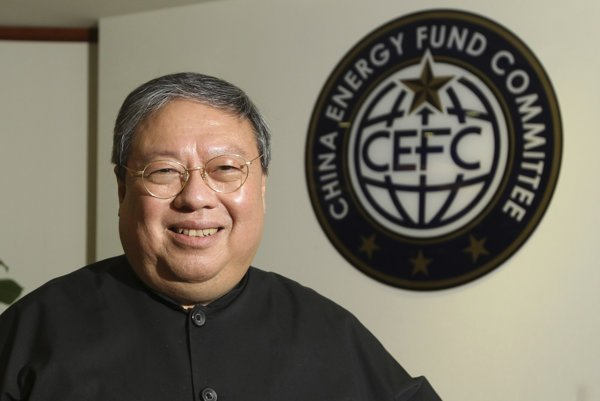 Patrick Ho z CEFC China Energy.