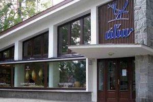 Galéria Ústredia ľudovej umeleckej výroby v Tatranskej Lomnici.