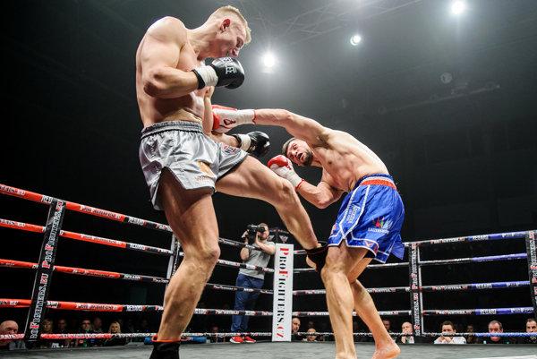 Martin Pacas patrí k svetovej kickboxerskej špičke.