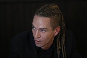 Predseda Českej pirátskej strany Ivan Bartoš.