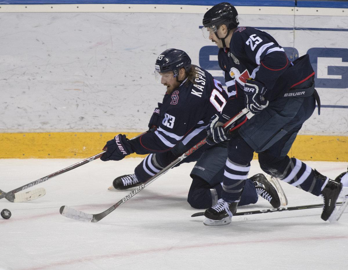 29c025c49b6bf ONLINE Slovan BA - Barys Astana 0:2 (KHL 2017/18) - Šport SME