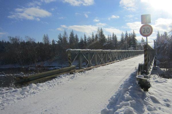 Most cez Belú.