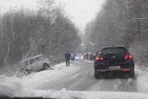 Nehoda na Sigorde.