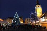 Vianočné trhy  majú čarovnú atmosféru.