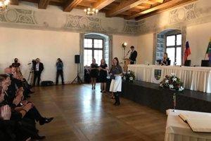Novou poslankyňou ŽSK sa stala aj starostka Kláštora pod Znievom Erika Cintulová. V Turci získala najväčší počet hlasov.