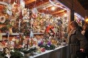 Vianočné trhy vytvárajú atmosféru vo väčšine slovenských miest.