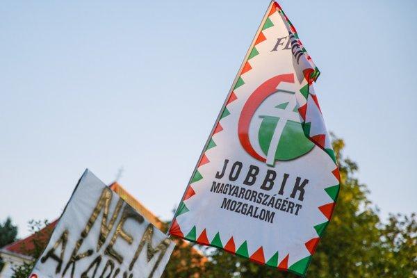 Logo strany Jobbik.