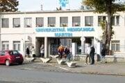 Univerzitná nemocnica Martin.