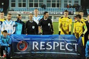 Dorastenci FC Nitra svojím ťažením v európskej súťaži prepisujú históriu.