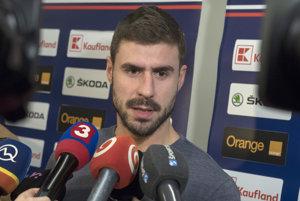 Ivan Baranka sa do reprezentácie vrátil po troch rokoch.