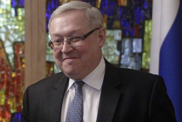 Sergej Riabkov.