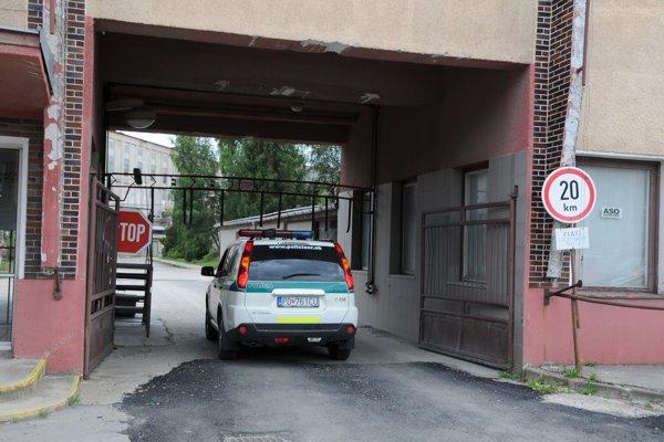 Požiar a výbuch sa stal v bani Handlová v Handlovej 10. augusta 2009.