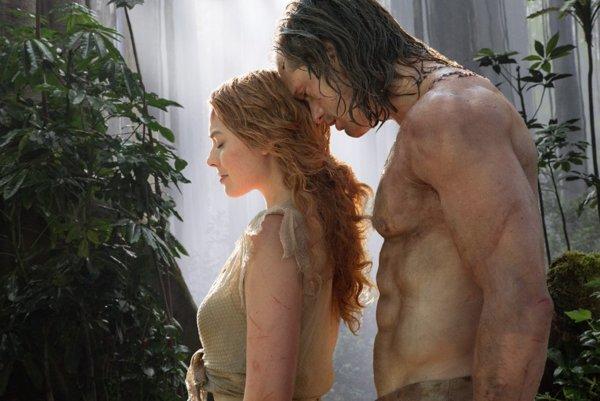 Tarzana si zahrá herec Alexander Skarsgård a Margot Robbie bude Jane.