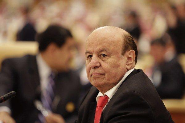 Abd Rabbuh Mansúr Hádí.