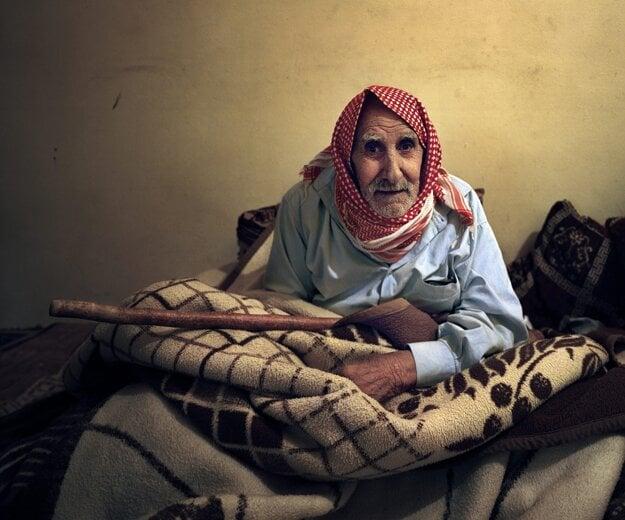 Mofleh žije s rodinou, ktorú pred rokmi sám zachraňoval.