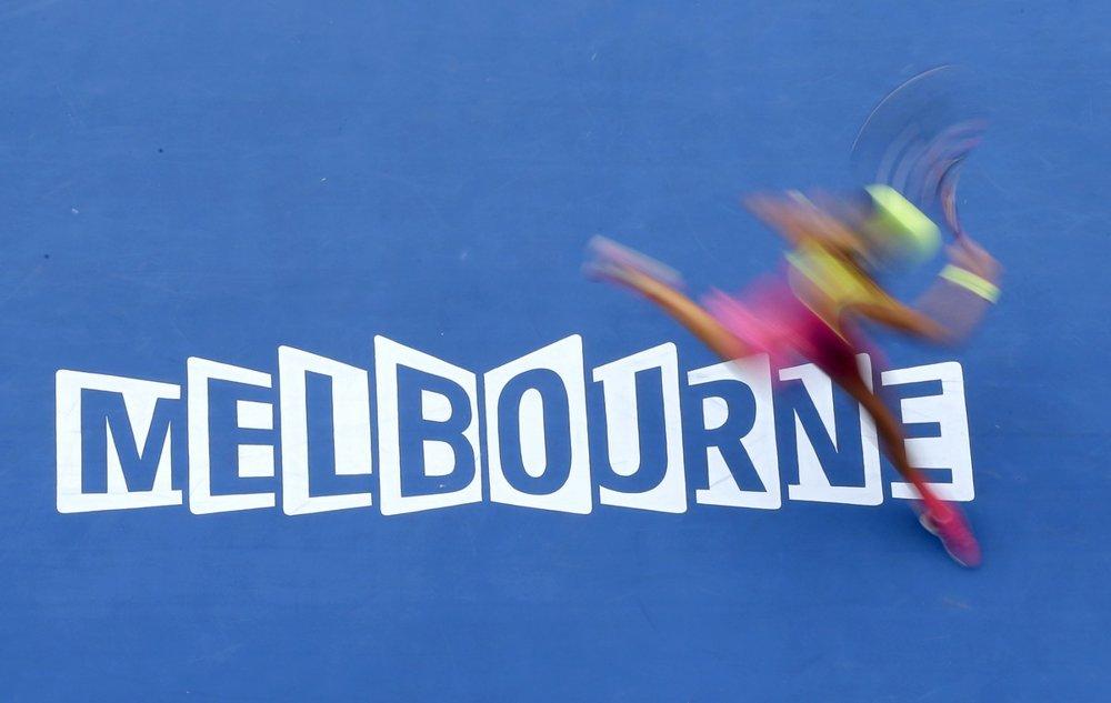 Krik Cibulkovej, loptička pod sukňou. Najlepšie zábery z Australian Open