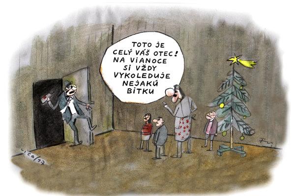 Vianočná koleda (Vico)