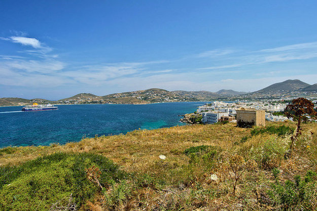 Páros, Grécko.