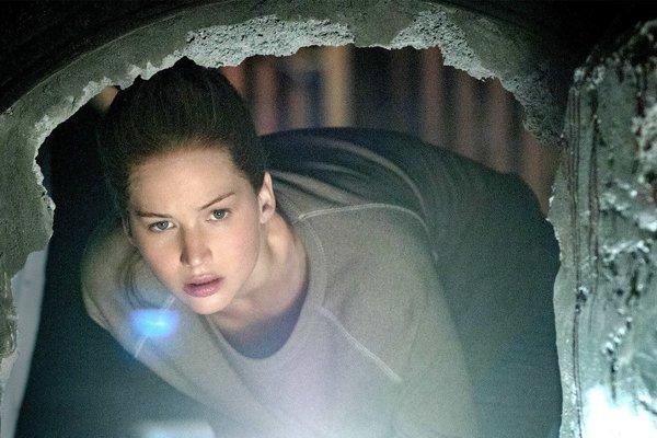 Jennifer Lawrence vo filme matka! Bol to jej prvý film, ktorí diváci vypískali.