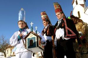 Pastierske tradície si môžeme užiť hneď na dvoch miestach - v kostole v Sásovej už zajtra a 30. decembra v Lome nad Rimavicou.