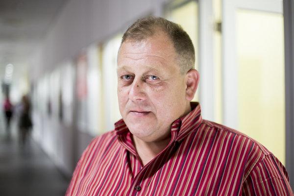 Bývalý korunný svedok kauzy zavlečenia Oskar Fegyveres.