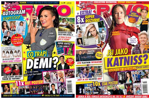 Časopis Bravo v roku 2016 prestane vychádzať.