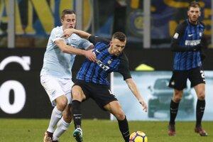 Hráči Interu remizovali s Laziom 0:0.