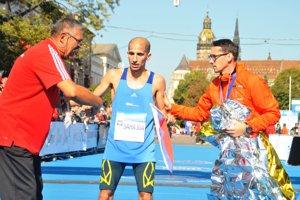 Tibor Sahajda na maratóne šokoval vynikajúcim časom.
