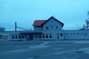Železničná stanica