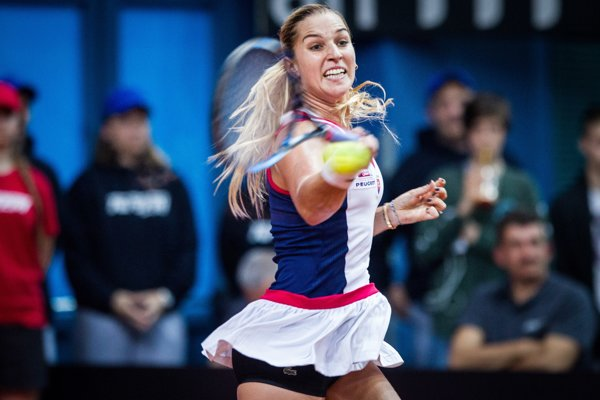 Dominika Cibulková začne sezónu v austrálskom Sydney.