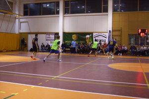 Finálový zápas Perla - Driapači