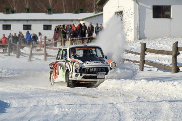 Spomienka na Dobšinskú zimu 2012.