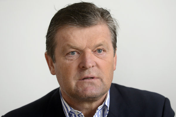 Marián Šťastný je jedným z iniciátorov Sviečkovej manifestácie.