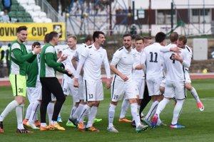 Futbalisti MFK Skalica veria, že vklube bude vládnuť spokojnosť aj po jarnej časti druhej futbalovej ligy.