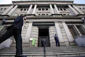 Japonská centrálna banka.