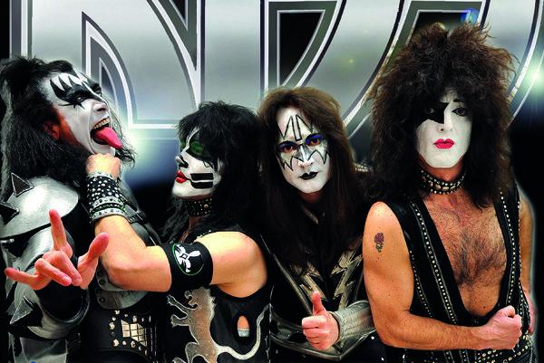 Kiss Forever Band z Maďarska bdue v Nitre 29. decembra