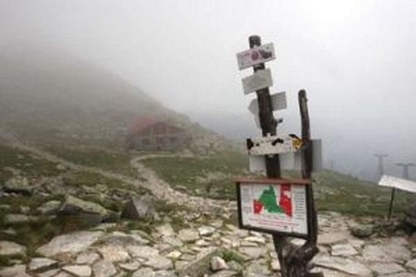 Fúkať má hlavne vo vyšších polohách , pri plánovaní vysokohorských túr sa na to pripravte.